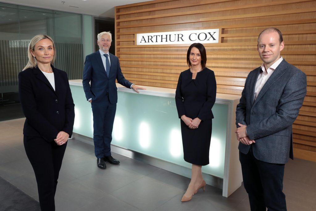 Arthur Cox Belfast appointments